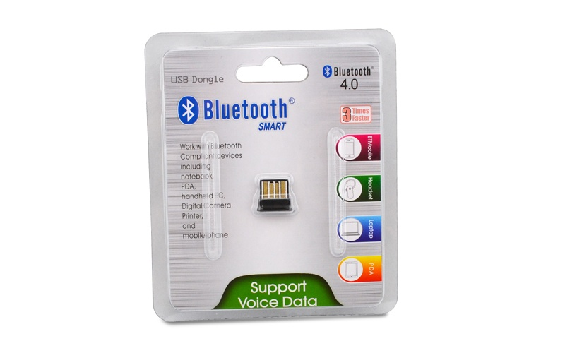 Space Nano Color Box Adapter Bluetooth USB V4.0