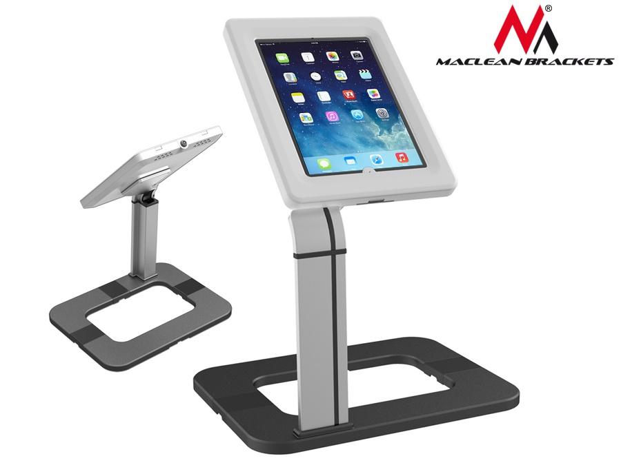 Zupełnie nowe Stand stojak do tabletu z blokadą Maclean MC-644 285mm :: DMTrade KR58