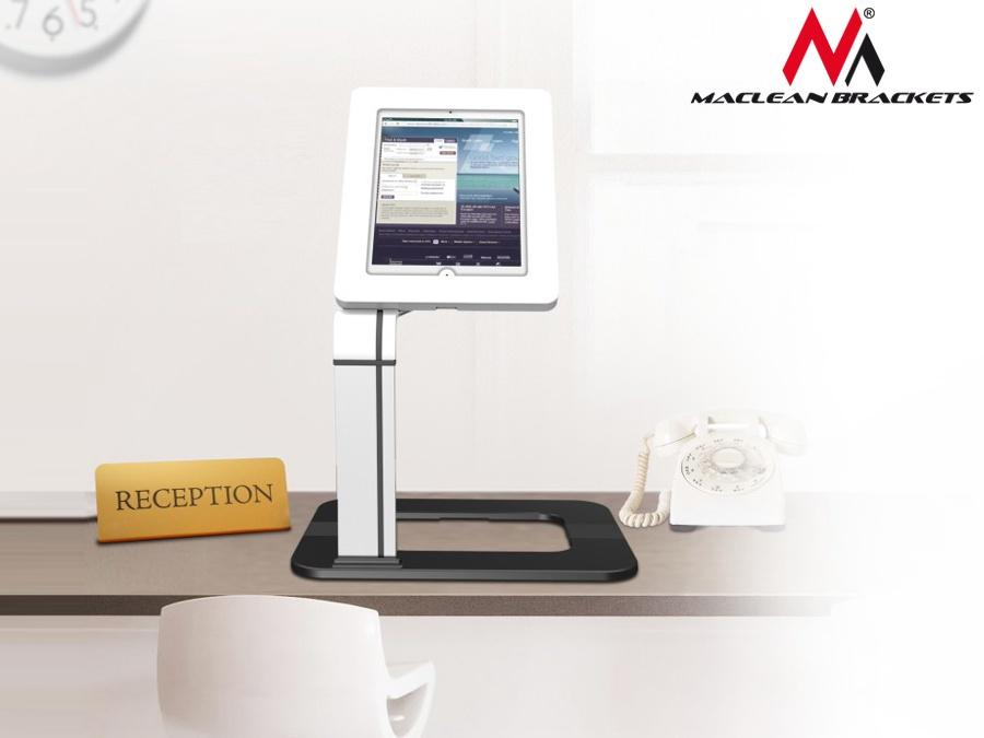 Poważnie Stand stojak do tabletu z blokadą Maclean MC-644 285mm :: DMTrade IX59