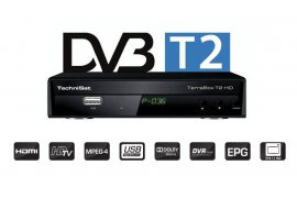 Technisat TerraBox T2 HD DVB-T2