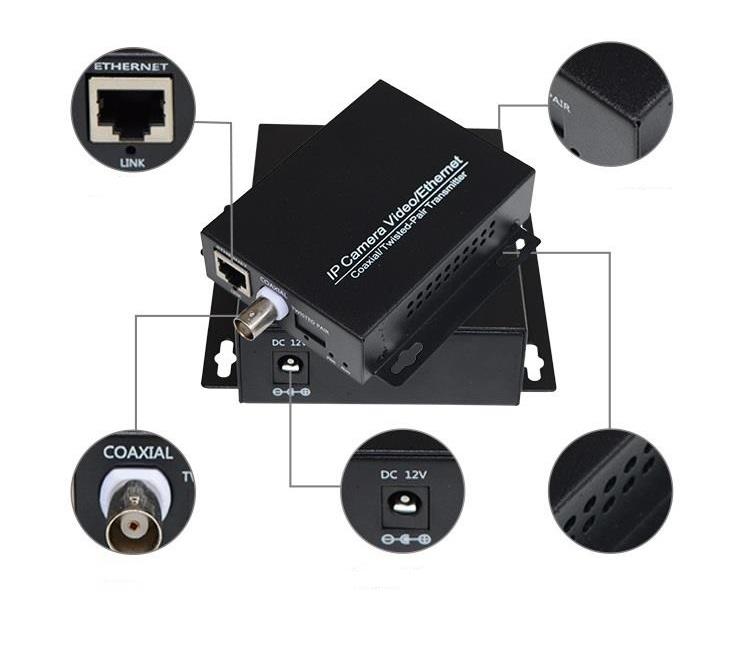 Transmiter IP Spacetronik SPIP-S01