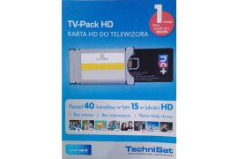TV Pack HD (moduł Smit CONAX + Smart HD+ karta 1 m-c)