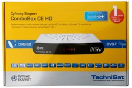 Technisat ComboBox CE HD + SmartHD 1mc