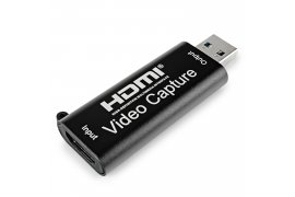 Video Grabber Nagrywarka HDMI do PC USB Spacetronik SP-HVG14