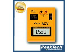 Woltomierz 600V AC/DC PeakTech 3230