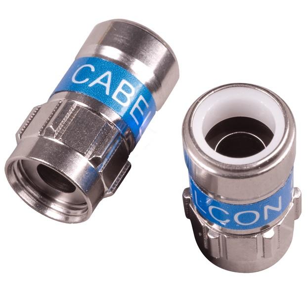"""Cabelcon konektor """"f"""""""