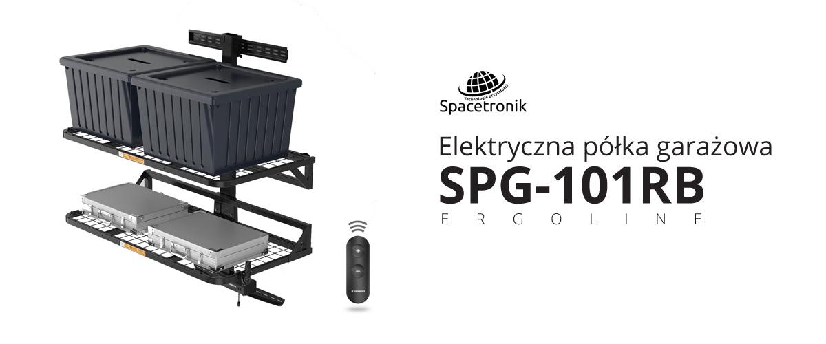 System półek garażowych Spacetronik