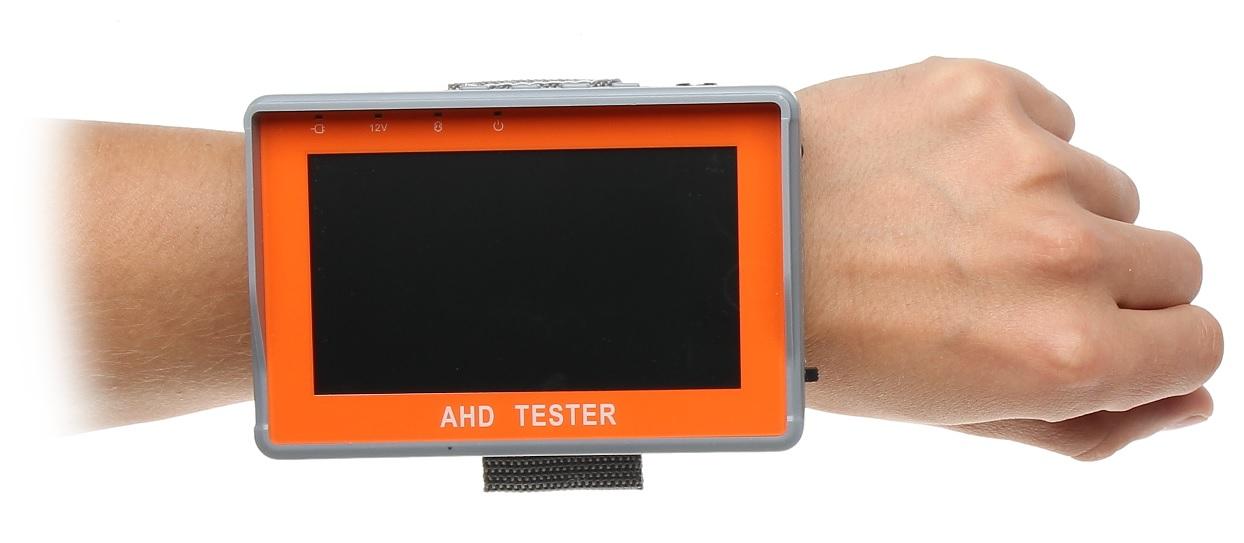 "Miernik kamer Spacetronik SP-AHD35 4,3"""