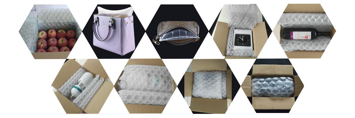 Zastosowanie poduszek powietrznych