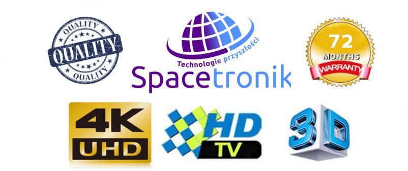 multiswitch Spacetronik 6 lat gwarancji