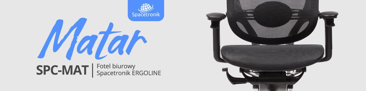 Fotel biznesowy Spacetronik Ergoline