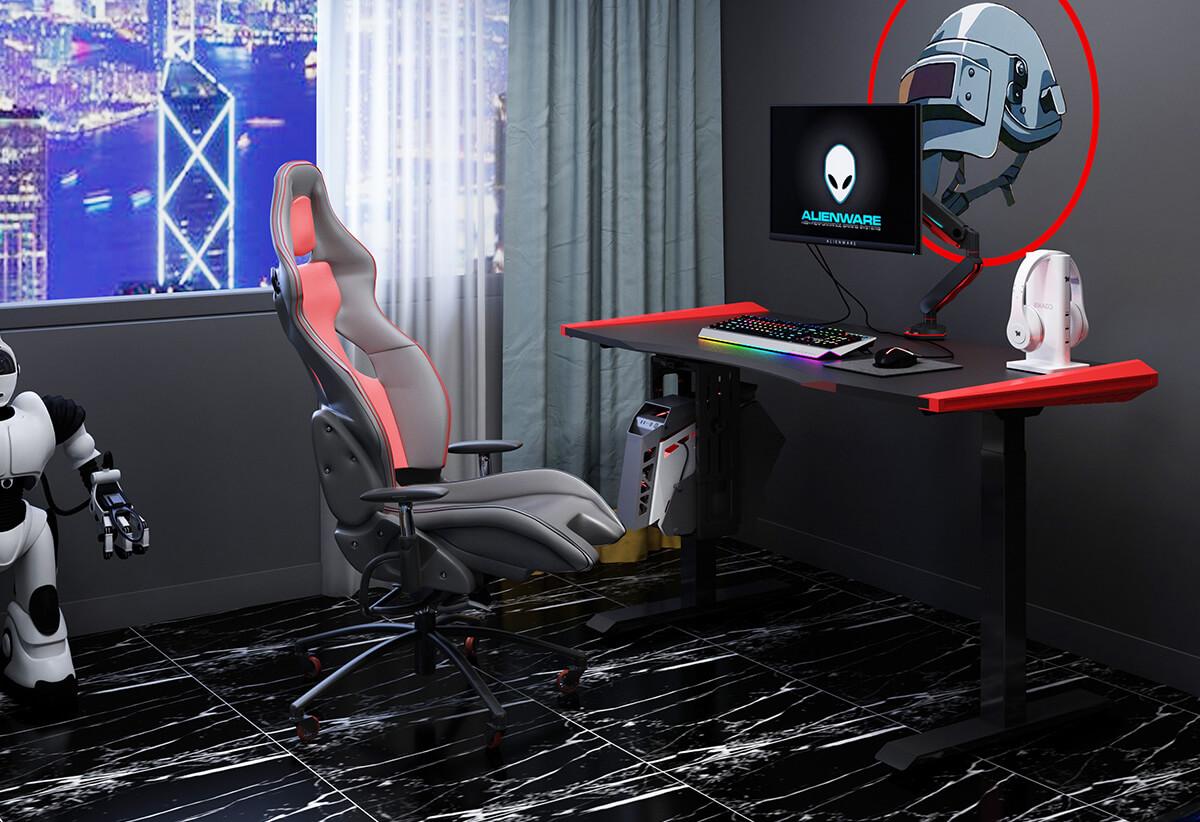 Uchwyt do monitora gamingowy