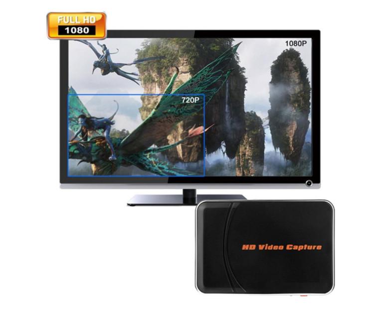grabber HDMI jak nagrać film