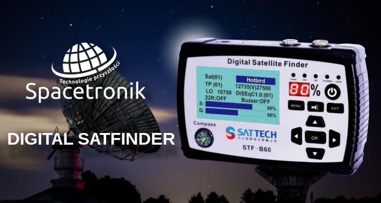 Satfinder Spacetronik SP-SFDM21A