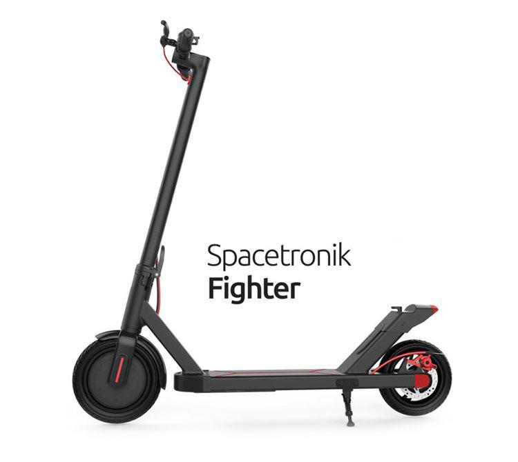 Hulajnoga elektryczna Spacetronik Fighter 9