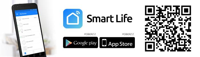 Aplikacja na smartfon Smart Life