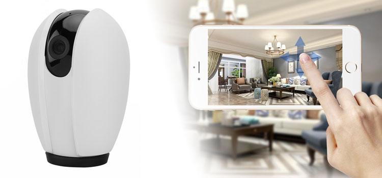 Kamera bezprzewodowa wifi smart life tuya sl-ic4