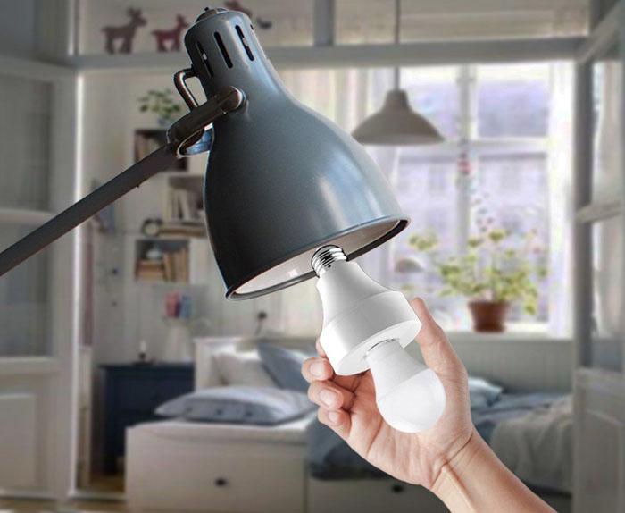 Sterowanie oświetleniem w domu i mieszkaniu
