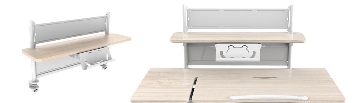 Dodatkowa półka na książki z uchwytem na tablet Spacetronik XD
