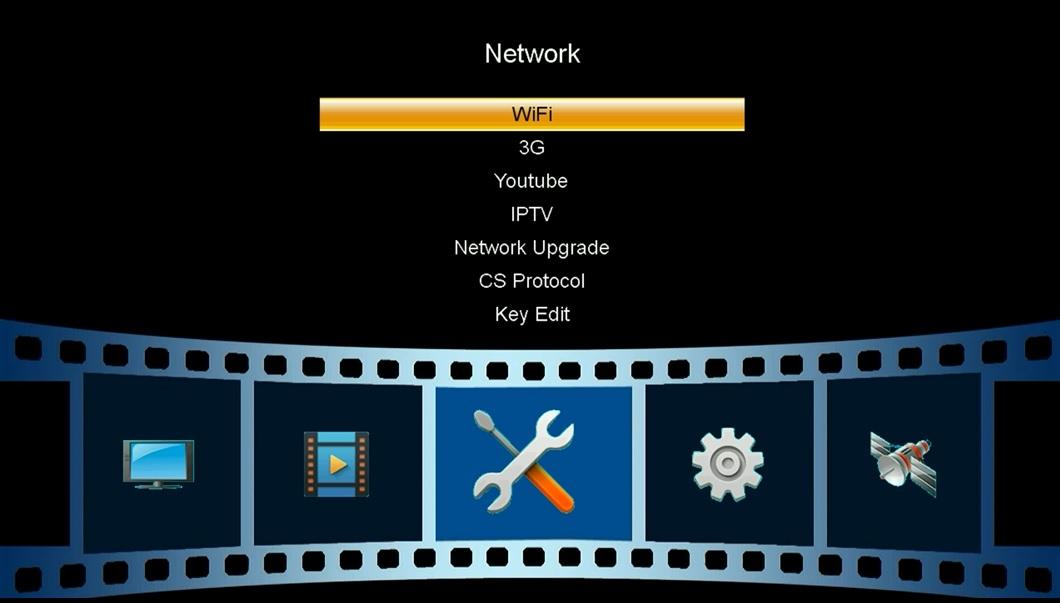 Łączność w tunerach do sharingu - BEST HD75 X322plus