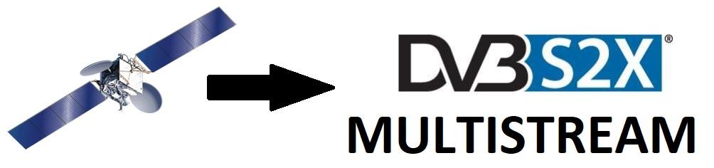 dekoder multistream dvb-s2x