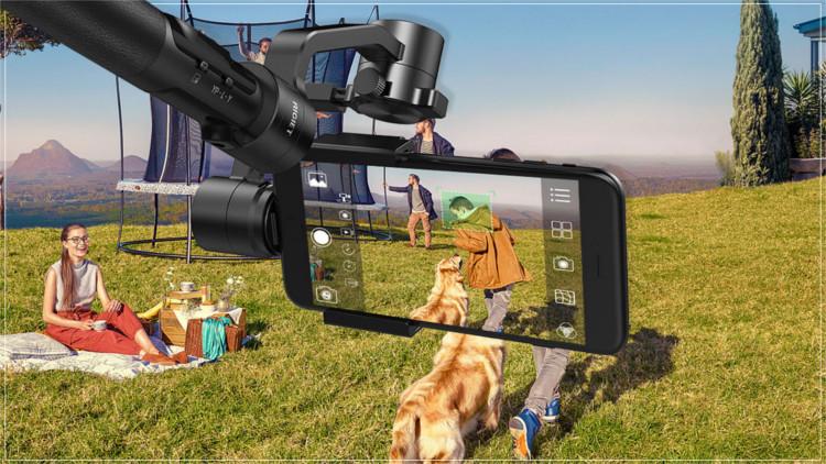 Stabilizator kamery i telefonu gimbal Dobot Rigiet