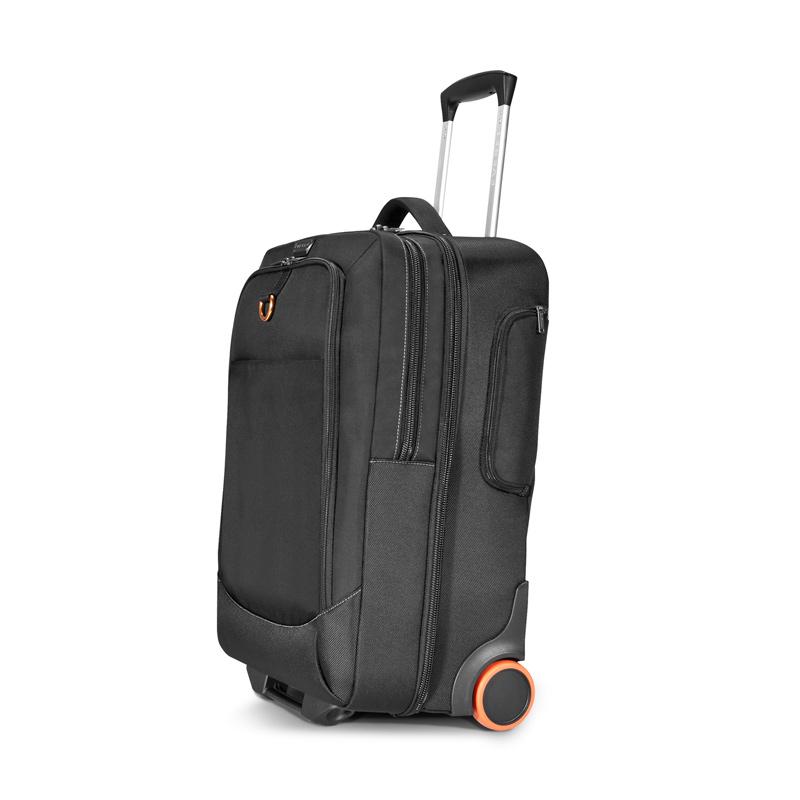 3d01415a83957 Jak przystało na markę EVERKI, torba wykonana jest z najwyższej jakości  materiałów, w pełni ekologiczna dla środowiska. Ponadto torbę wyposażono w  ...