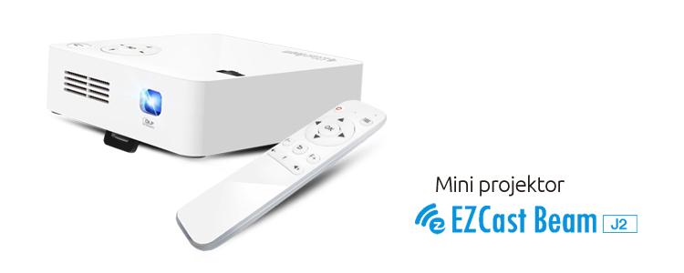 Mini projektor EZCast Beam