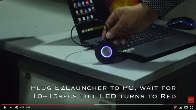 Wideo ezlauncher tutorial