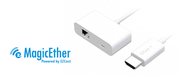 ezcast magicether transmiter hdmi