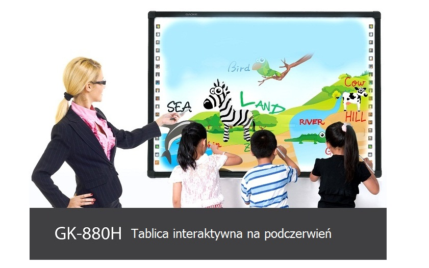 tablice interaktywne i multimedialne