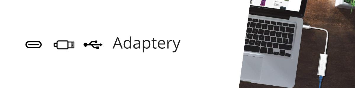 Adaptery i przejściówki Apple lightning, USB, USB-C i inne