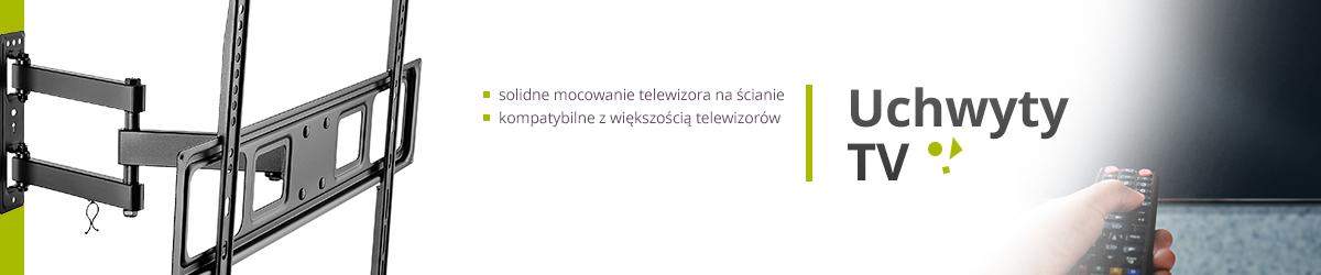 uchwyt tv goobay opticum maclean