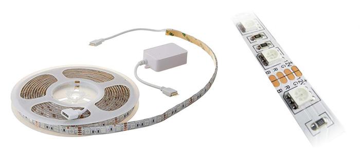 Taśma LED Wifi Spacetronik