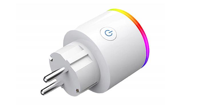 Gniazdko elektryczne SMART Wi-Fi