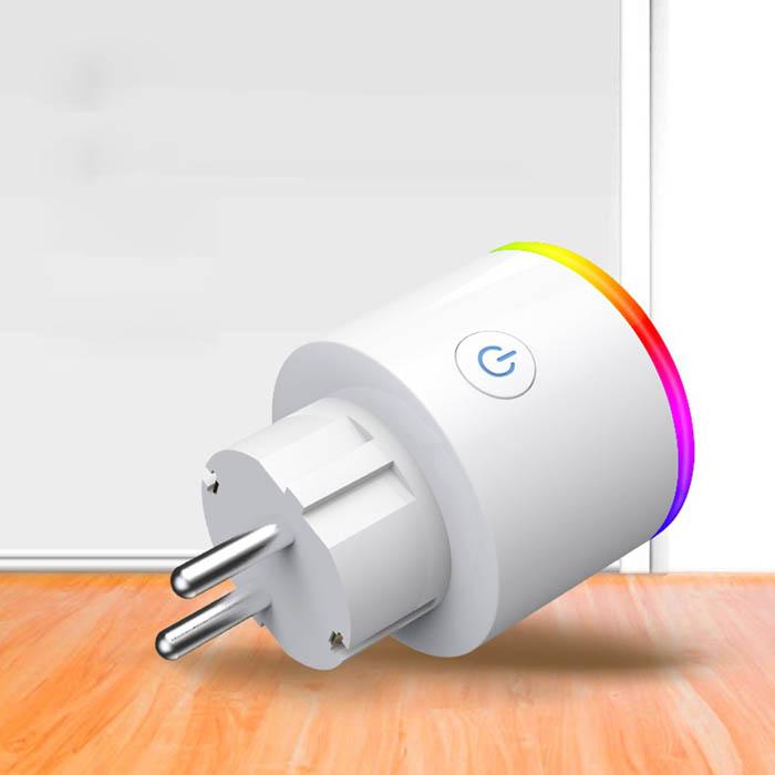 Gniazdko elektryczne smart plug wifi