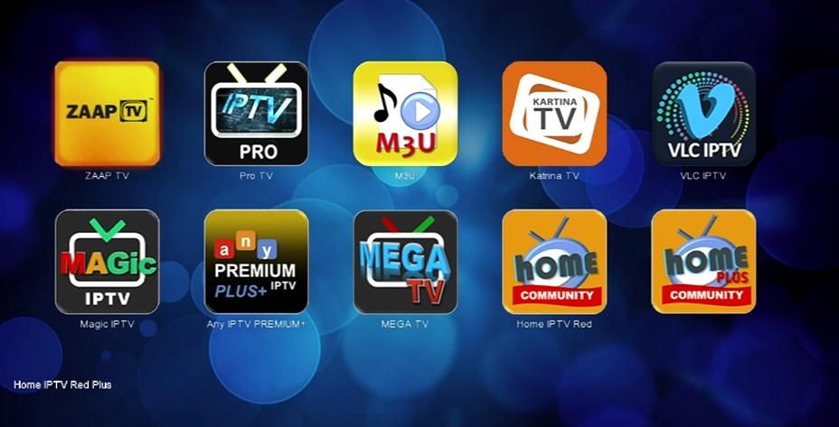Obsługa aplikacji w tunerze Medi@link ML7000