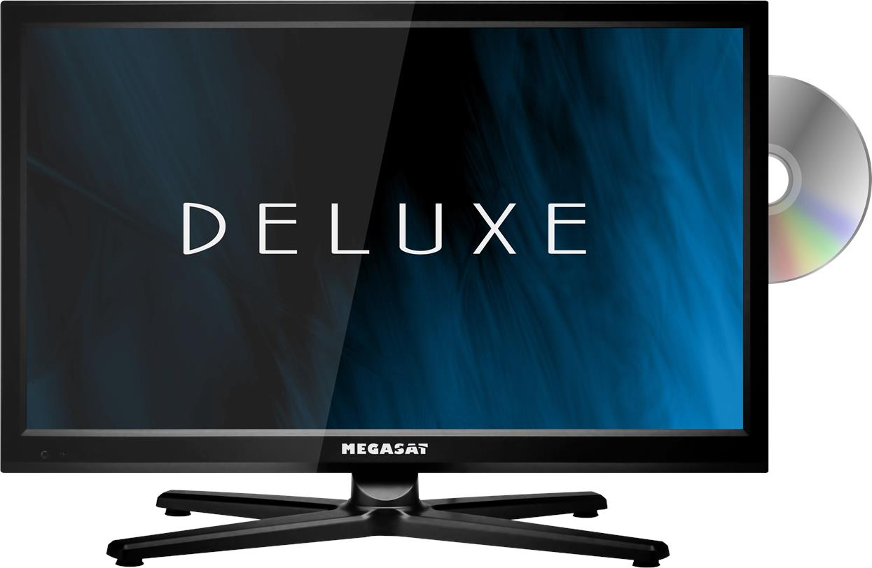 Camping TV Royal Deluxe 24S Bluetooth S2/T2/C & DVD H 265