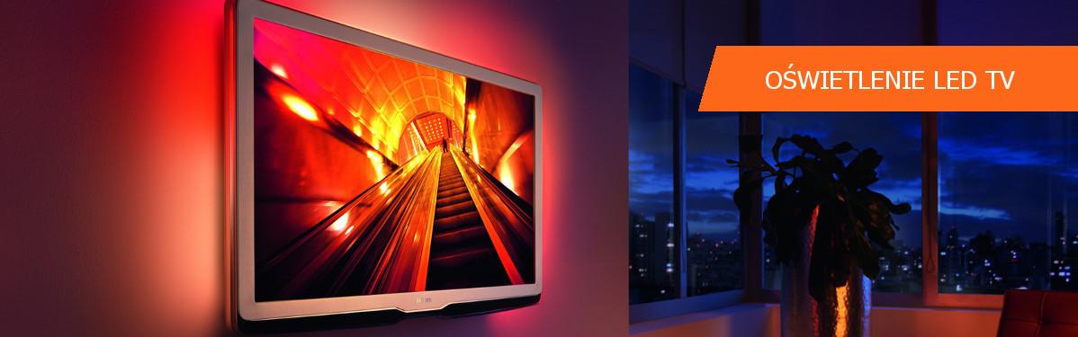 Oświetlenie Tv