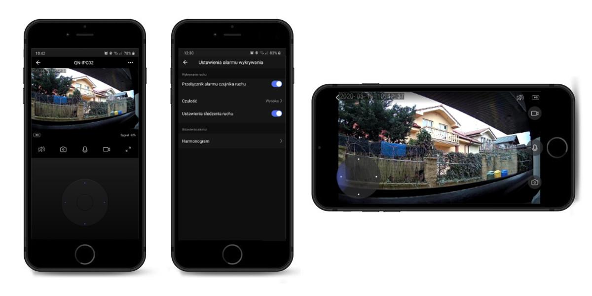 Kamera bezprzewodowa IP Wi-Fi Spacetronik Smart Life