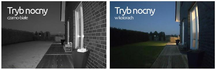 Tryb nocny kamera reolink argus 2 starlight