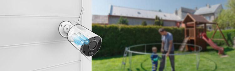Kamera bezprzewodowa WiFi Reolink Argus Eco Full HD