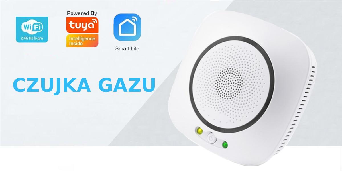 czujnik gazu aplikacja smartlife