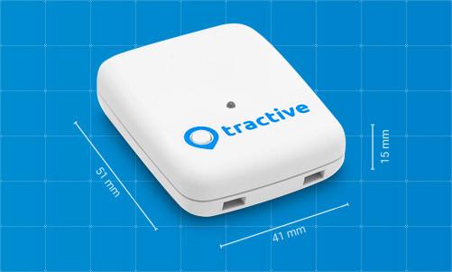 LokalizatorGPS Tractive TRATR1