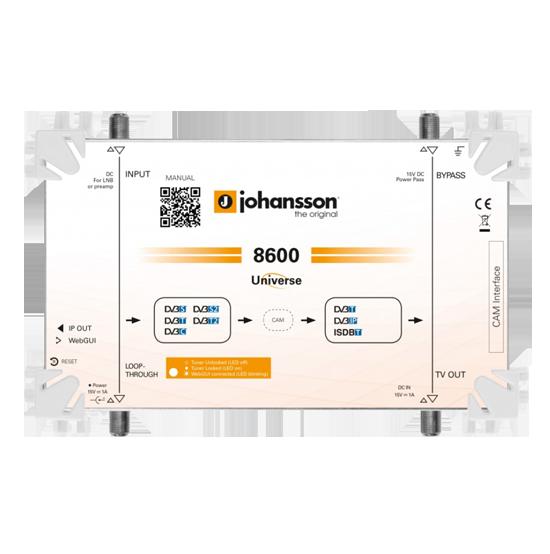 Johansson 8600