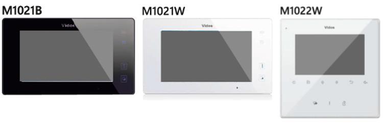 Monitor domofonowy Vidos