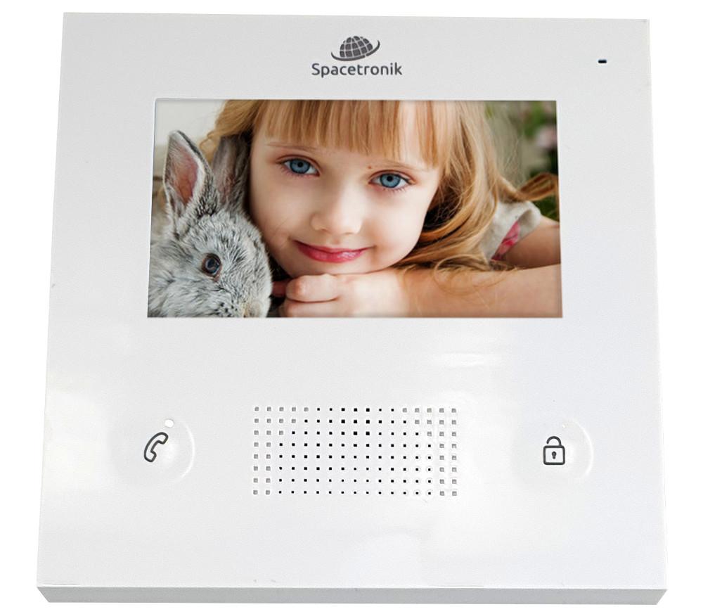 SPD-M431 wideodomofon monitor spacetronik tft 4,3