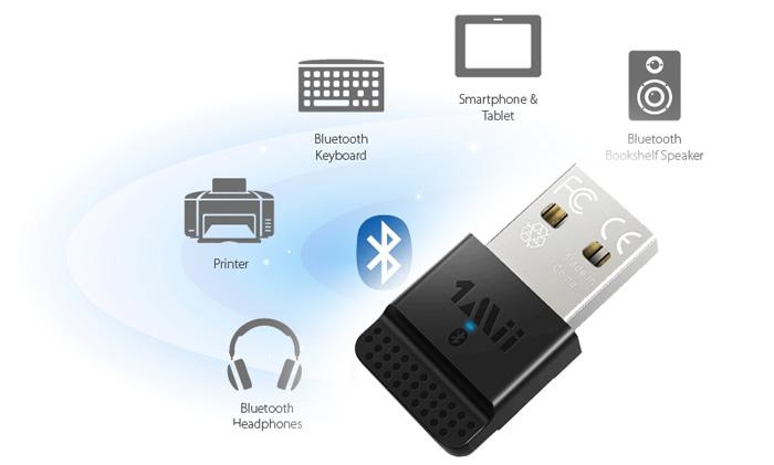Kompatybilność z urządzeniami Bluetooth 4.0